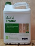 Lakier Bona Traffic Mat 4,95l