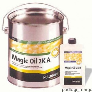 Olejowosk Pallmann Magic Oil 2K 1l
